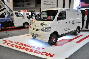Daihatsu Gran Max Panel Van_Automatic_KLIMS 2018_Malaysia