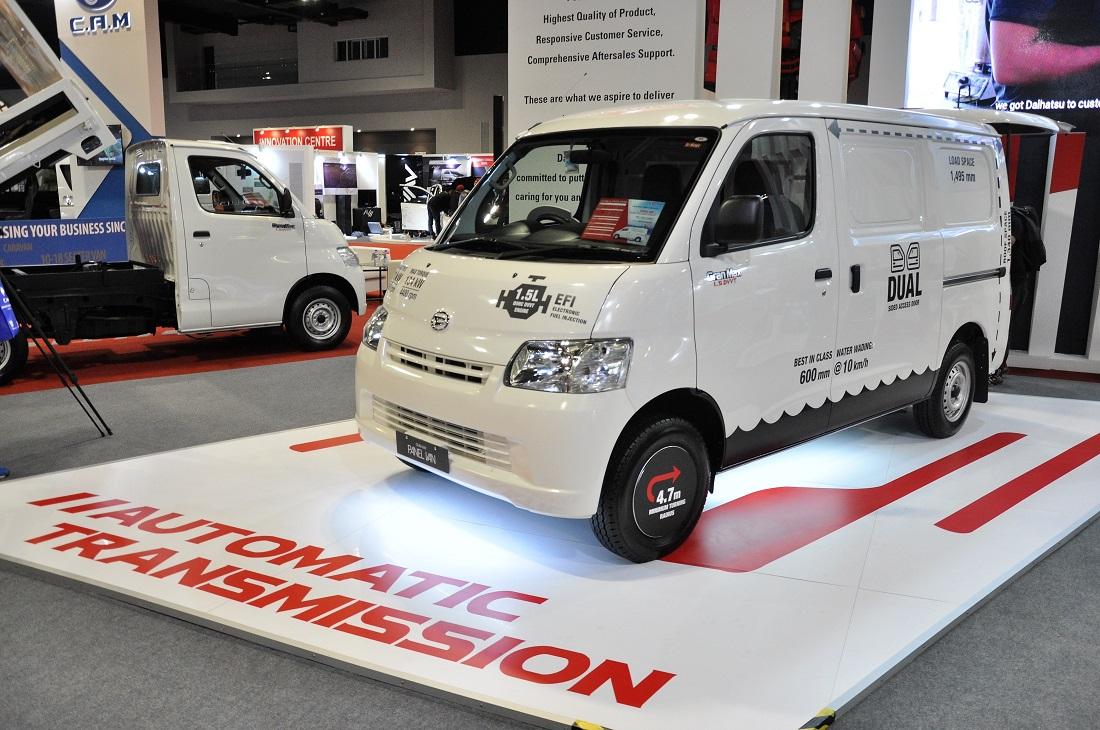 Daihatsu Malaysia Shows Versatility Of Gran Max Panel Van At