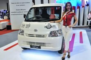 Daihatsu Gran Max Panel Van 1.5L_KLIMS 2018_Malaysia
