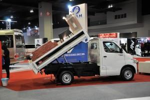 Daihatsu Gran Max_Hydraulic Tipper_KLIMS 2018_Malaysia