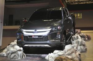 Mitsubishi Triton_Preview_KLIMS 2018_Malaysia
