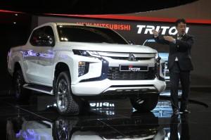 Mitsubishi Triton_Preview_Mitsubishi Motors Malaysia_KLIMS 2018