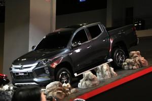 Mitsubishi Triton Display_KLIMS 2018_Malaysia