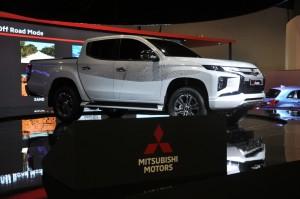 Mitsubishi Triton_Stage Preview_KLIMS 2018_Malaysia