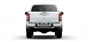 Mitsubishi Triton (rear)_2019_Malaysia