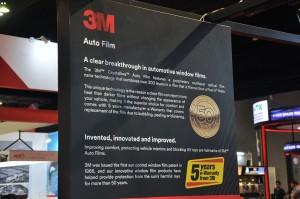 3M Crystalline Auto Film_Info Board_KLIMS 2018_Malaysia