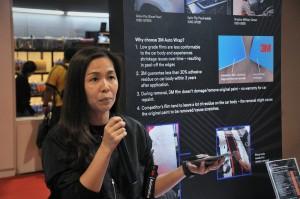 3M Auto Wrap_KLIMS 2018_Malaysia