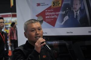 3M Crystalline Auto Film_3M Malaysia_KLIMS 2018