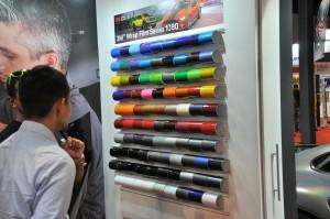 3M Auto Wrap Film Series 1080_Colour Range_Malaysia