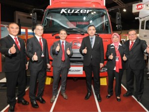 UD Trucks_Kuzer_Light Duty Truck_YB Anthony Loke_KLIMS 2018_Malaysia