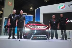 Perodua_X-Concept_Stage_KLIMS 2018_Malaysia
