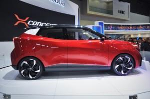 Perodua_X Concept_Side View_KLIMS 2018_Malaysia