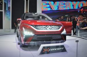 Perodua X-Concept_Front_KLIMS 2018_Malaysia