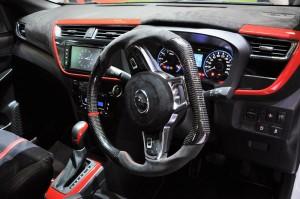 Perodua_Myvi GT_Concept_Steering Wheel_Cockpit_Malaysia
