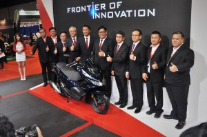 Boon Siew Honda_Management_PCX Hybrid_Launch_KLIMS 2018_Malaysia