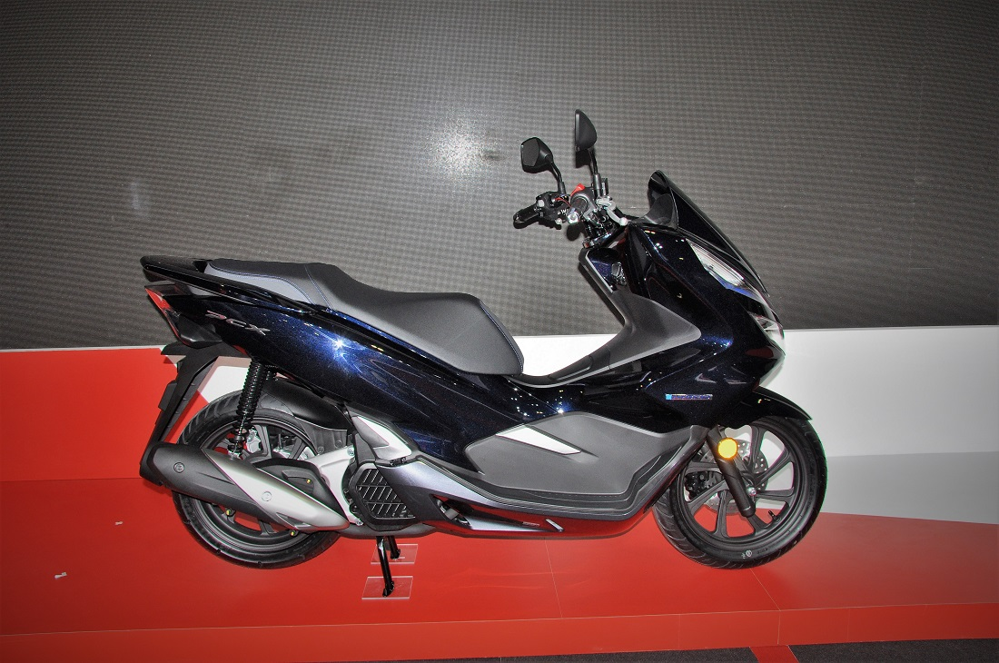 Boon Siew Honda Launched PCX Hybrid, Forza And New CBR1000RR