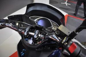 Honda PCX Hybrid_Digital Meter_Scooter_Malaysia