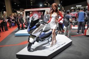 Honda Forza Scooter_Launch_KLIMS 2018_Malaysia