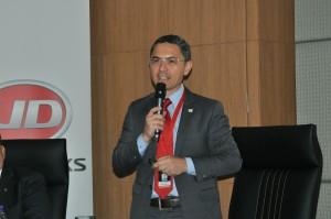 UD Trucks, Managing Director, Hub Malaysia & Oceania, Steve Hedouin