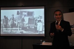 UD Trucks_Presentation_Toshio Shiratori_Product Design Director