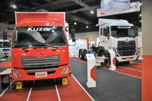 UD Trucks_Kuzer_Quester_Display_Malaysia