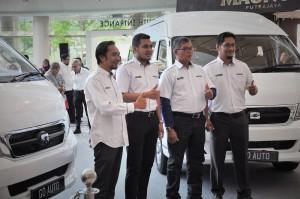 Go Auto Higer Ace Van_IOICity Putrajaya_Malaysia 2018
