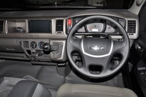 Go Auto Higer Ace_Cockpit_Van_Malaysia