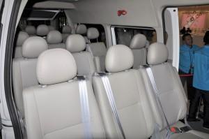 Go Auto Higer Ace_Van_Rear Passenger Seats_Malaysia