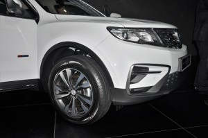 Proton X70_Front End_Malaysia Launch 2018