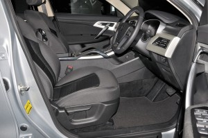 Proton X70_Standard 2WD_Front Seats_Fabric