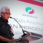 Tan Sri Asmat Kamaludin, Perodua Chairman (1) - Malaysia