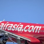 AirAsia Airplane - Close up