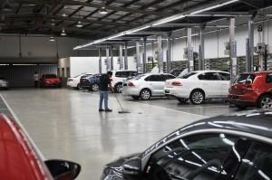 Volkswagen Wearnes Automotive Sungei Besi_Service Bays_Fast Lane Service_Malaysia