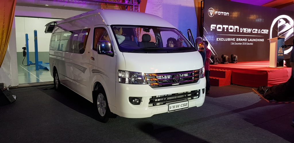 b4e4b85968 Mpire Group Launches 2 Foton Vans and 3S Centre in Klang Valley ...