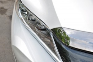 Toyota Harrier 2.0_LED Headlamps_Malaysia