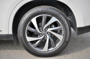 Toyota Harrier_Wheel_Tyre_Malaysia