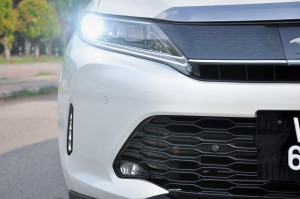 Toyota Harrier_LED Headlamp_Fog Lamp_DRL_Malaysia