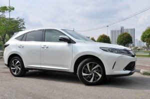 Toyota Harrier 2.0 Turbo_Luxury_Malaysia