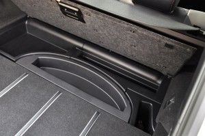 Toyota Harrier_Boot Space_Under Floor Storage_Malaysia