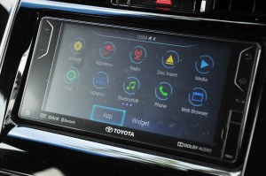 Toyota Harrier_DVD-AVX_Infotainment_Apps_Malaysia