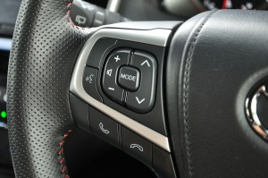 Toyota Harrier_Steering Wheel_Buttons_Malaysia