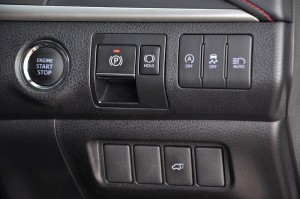 Toyota Harrier_Electronic Parking Brake_Auto Hold_Start-Stop Button_Tailgate_Malaysia