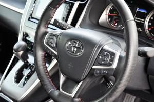 Toyota Harrier 2.0_Steering Wheel_Malaysia