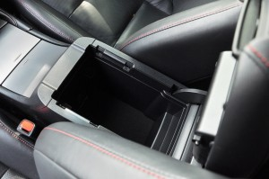Toyota Harrier_Front Armrest_Storage_Malaysia
