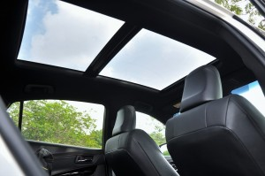 Toyota Harrier_Luxury Variant_Panoramic Moonroof_Malaysia