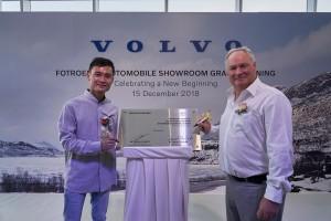 Volvo Kuching_Fotroende Automobile_3S Centre_David Lai_Lennart Stegland_Malaysia
