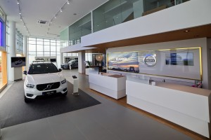Volvo Kuching_Fotroende Automobile_3S Centre_Reception_Malaysia