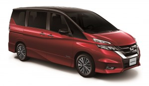 Nissan Serena S-Hybrid Premium Highway Star_Imperial Red_Malaysia