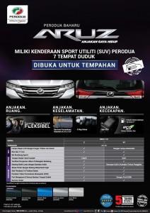 Perodua Aruz_Product Info_BM_Malaysia