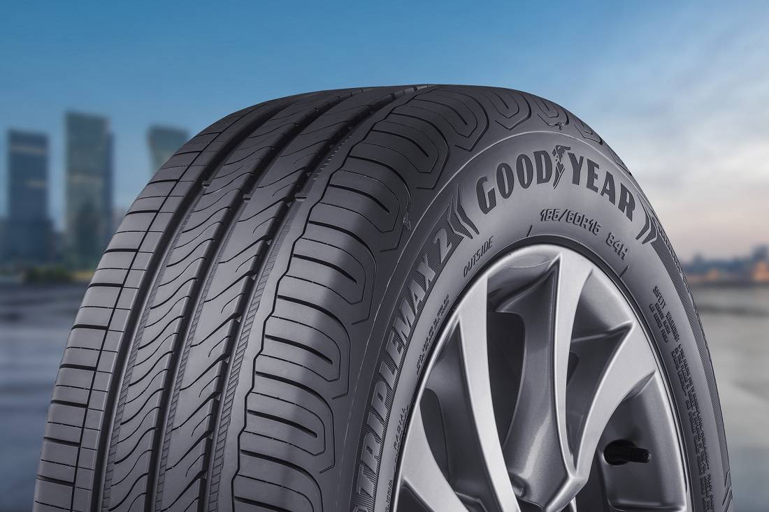 Goodyear Assurance TripleMax 2 Tyre Available In Malaysia ...